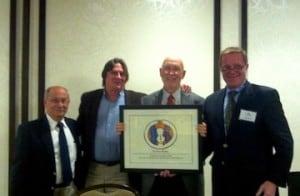 L to R: John Fantuzzo, Dave Patterson, Pete Bailey, Dennis Culhane